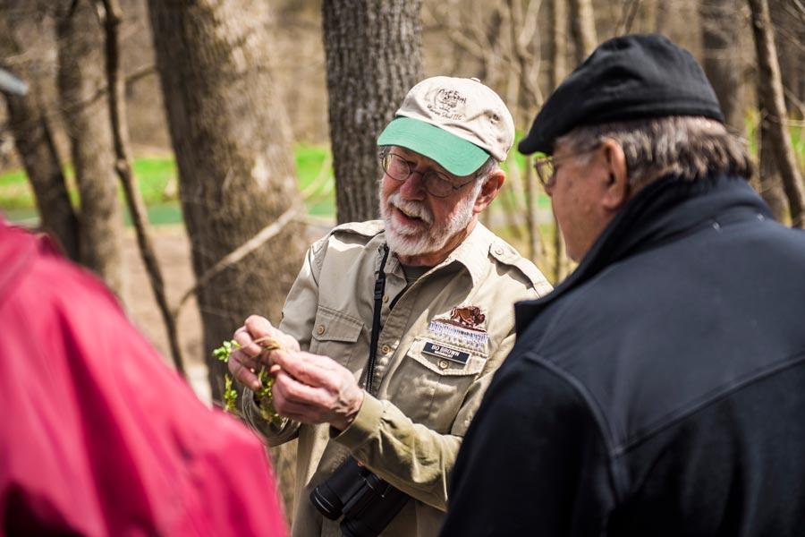 Dogwood Canyon Volunteer
