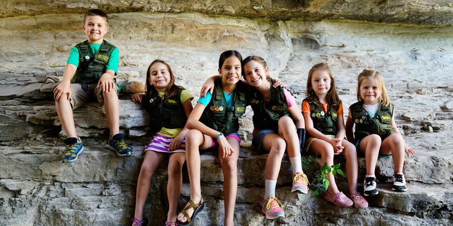 Girl Scout Field Trip